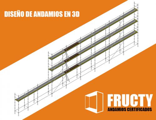 Diseño de andamios en 3D